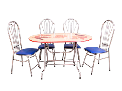 Bộ bàn inox
